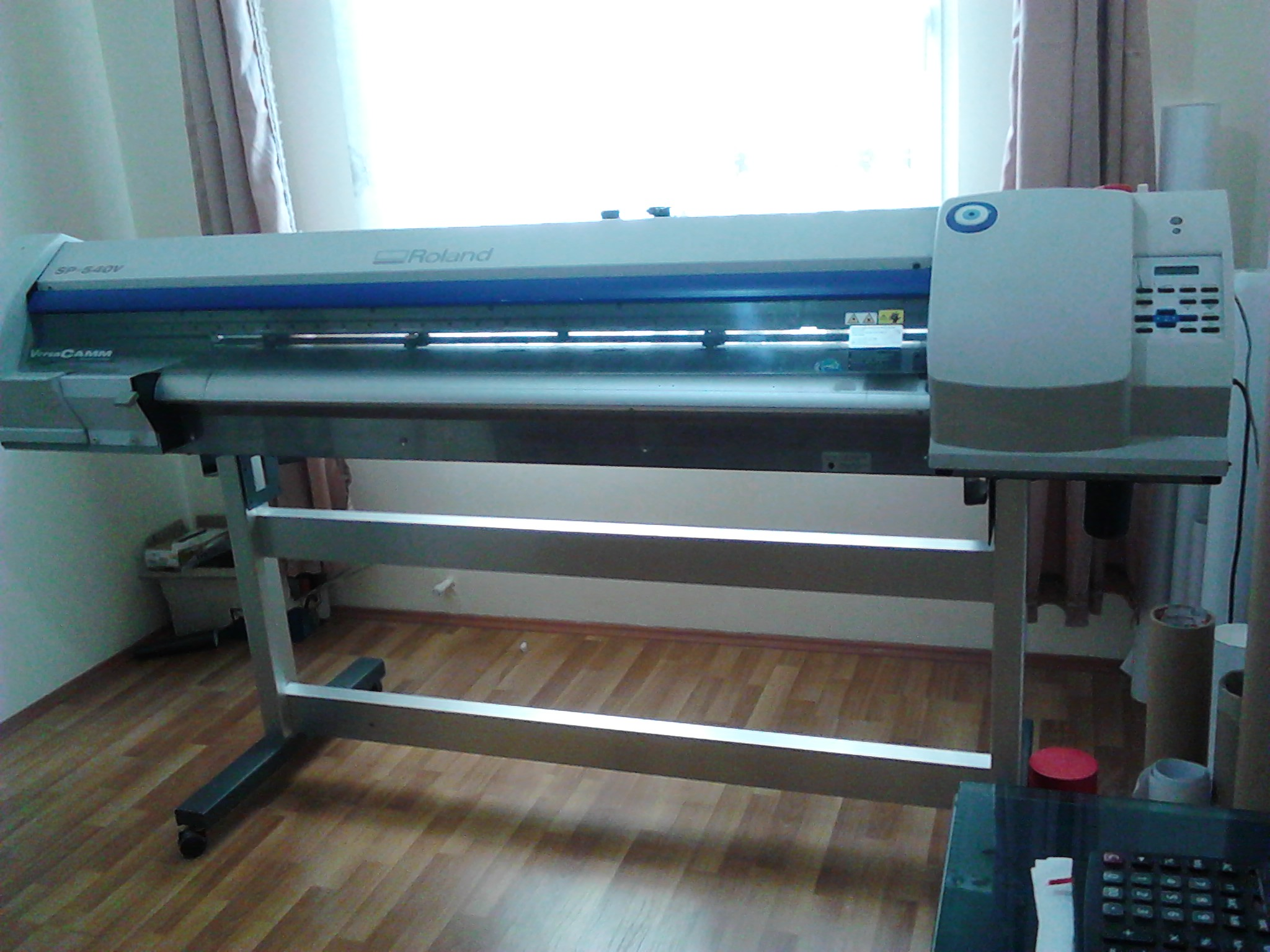 rol baskes SP540V bask� makinas�